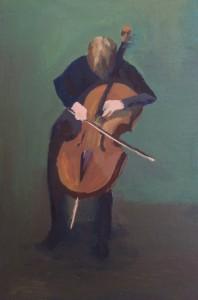 Portret cellist Alban Gerhardt